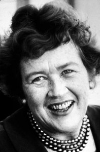 Portrait Of Julia Child