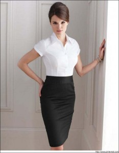 Formal-wear-with-a-pencil-skirt