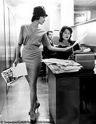Donna e ufficio