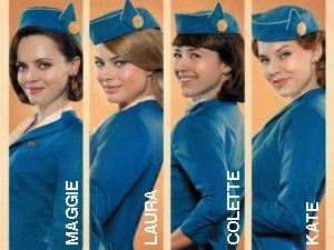 Ragazze in volo
