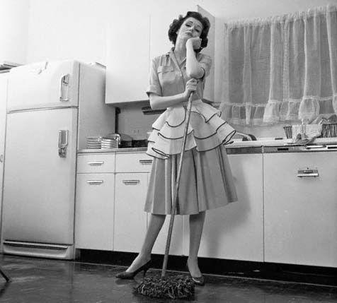 Il racconto. La casalinga incapace