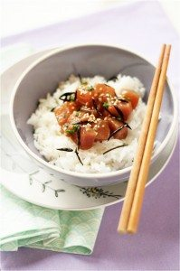 Sushi per principianti di Mariam Keyes