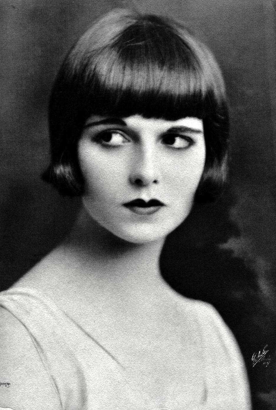MODA IN PILLOLE Il Novecento Gli anni 20 (Louise-Brooks)