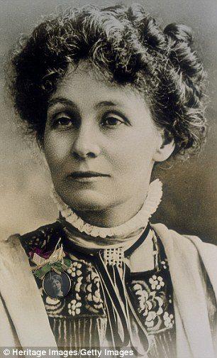 Emmeline Pankhurst SIAMO TUTTE SUFFRAGETTE?